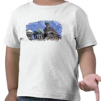 Rusia, St Petersburg, Nevsky Prospekt, los 2 Camiseta