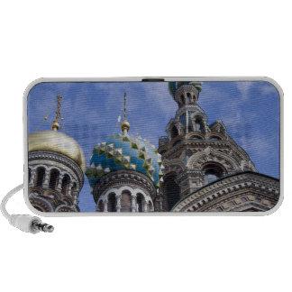 Rusia, St Petersburg, Nevsky Prospekt, los 2 Portátil Altavoces