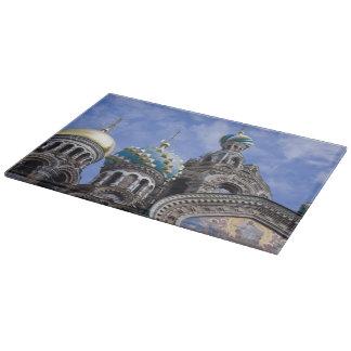 Rusia, St Petersburg, Nevsky Prospekt, los 2 Tablas Para Cortar