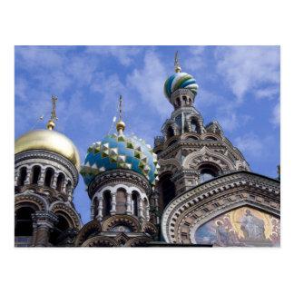Rusia, St Petersburg, Nevsky Prospekt, los 2 Postales