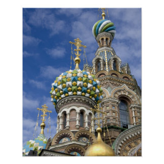 Rusia, St Petersburg, Nevsky Prospekt, Posters