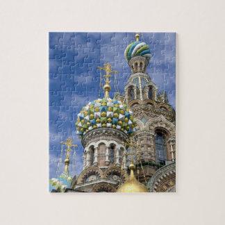 Rusia, St Petersburg, Nevsky Prospekt, Puzzle Con Fotos