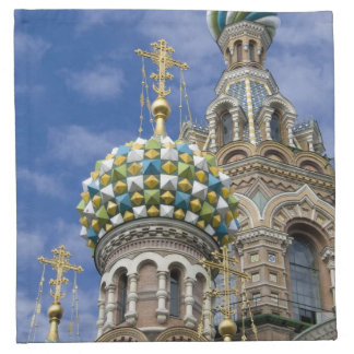 Rusia, St Petersburg, Nevsky Prospekt, Servilleta
