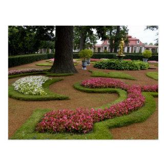 Rusia, St Petersburg, palacio de Peterhof aka Tarjetas Postales