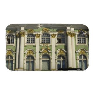 Rusia. St Petersburg. Palacio del invierno. Ermita iPhone 3 Carcasas