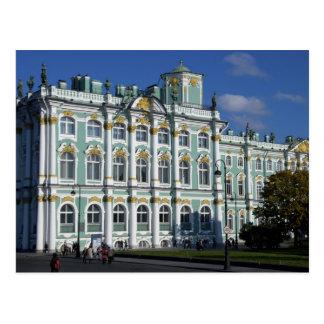 Rusia, St Petersburg, palacio del invierno, los 2 Postales