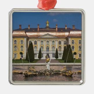 Rusia, St Petersburg, Peterhof, palacio magnífico  Ornamento De Reyes Magos