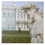 Rusia, St Petersburg, Pushkin, Catherine 3 Azulejos Ceramicos