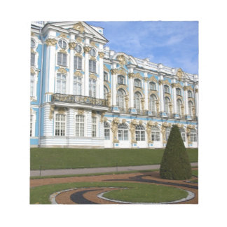 Rusia, St Petersburg, Pushkin, Catherine Bloc De Papel