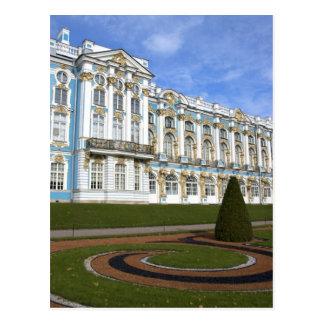 Rusia, St Petersburg, Pushkin, Catherine Tarjeta Postal