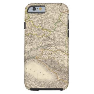 Rusia y Europa 3 Funda Para iPhone 6 Tough