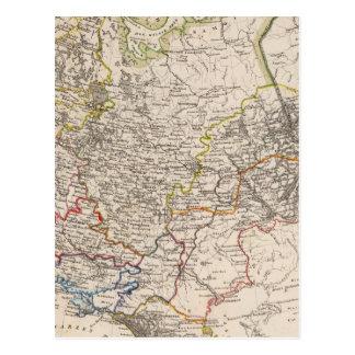 Rusia y Urkraine Postales