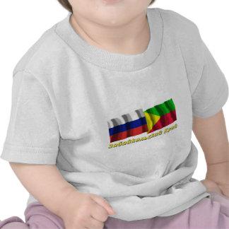 Rusia y Zabaykalsky Krai Camiseta