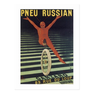 Ruso de Pneu Postal
