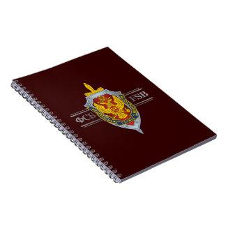 Ruso FSB Cuadernos
