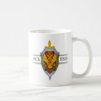 Ruso FSB Taza