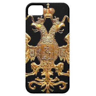 Ruso imperial del caso de Iphone Funda Para iPhone SE/5/5s