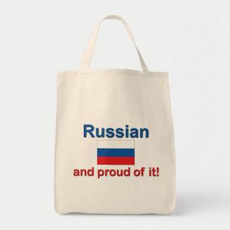 Ruso orgulloso