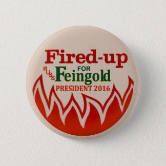 Russ Feingold for President 2016 Button