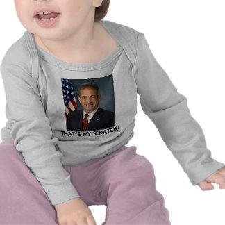 Russ Feingold, That's My Senator! T Shirts