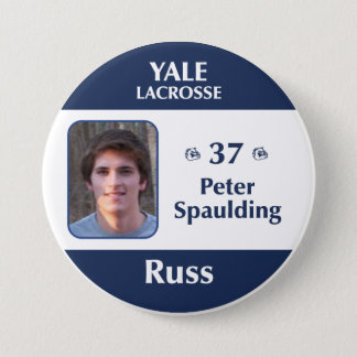 Russ - Peter Spaulding Button
