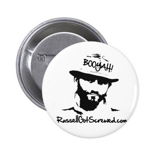 RussBooYah 2 Inch Round Button