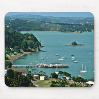 Russel Bay Of Islands Mousepad