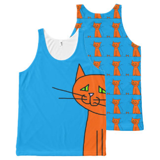 Russell All-Over Print Tank Top