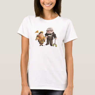 Russell and Carl from Disney Pixar UP! T-Shirt
