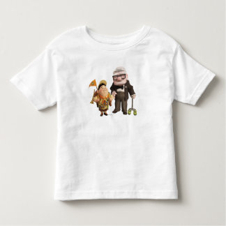 Russell and Carl from Disney Pixar UP! T-shirts