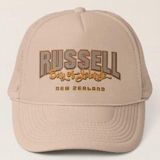 Russell Bay of Islands New Zealand cap