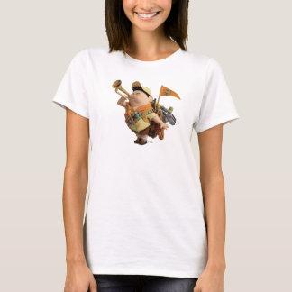 Russell blowing bugle - Disney Pixar UP T-Shirt