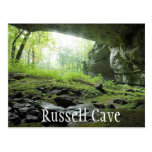 Russell Cave National Monument, Alabama Postcards