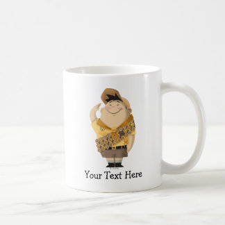 Russell concept art - Disney Pixar UP Coffee Mug