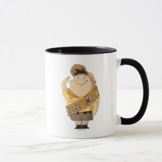 Russell concept art - Disney Pixar UP Mug