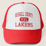 Russell County - Lakers - Middle - Russell Springs Trucker Hat