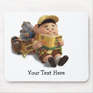 Russell de Disney Pixar ENCIMA de la película Alfombrillas De Ratón