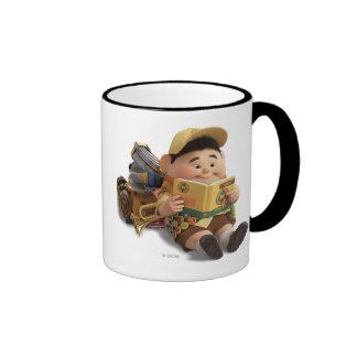 Russell de Disney Pixar ENCIMA de la película Taza De Dos Colores