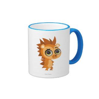 Russell el erizo taza de café
