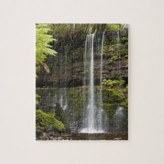 Russell Falls, Mount Field National Park, Jigsaw Puzzle