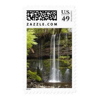 Russell Falls Mount Field National Park Stamps