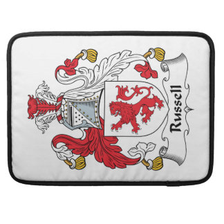 Russell Family Crest Sleeve For MacBooks