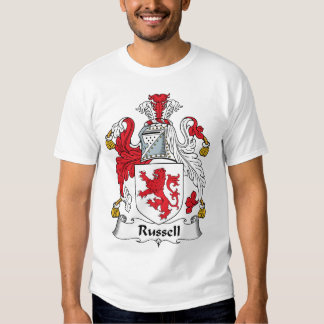 Russell Family Crest Tee Shirt