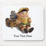 Russell from the Disney Pixar UP Movie Mousepad