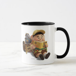 Russell from the Disney Pixar UP Movie Mug