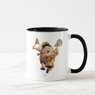 Russell from the Disney Pixar UP Movie Running Mug