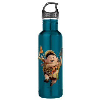 Russell from the Disney Pixar UP Movie Running Water Bottle