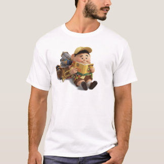 Russell from the Disney Pixar UP Movie T-Shirt