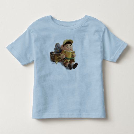 Russell from the Disney Pixar UP Movie T Shirts