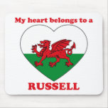 Russell Mouse Mat